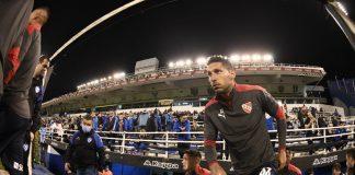 Juan-Insaurralde-Independiente-Vélez-Amarilla-Suspensión-Gimnasia-Liga-Profesional