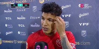 Lucas-Romero-Declaraciones-Independiente-Vélez-Liga-Profesional