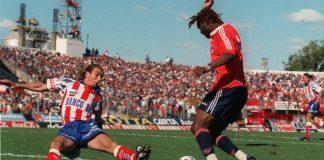Palomo-Usuriaga-Independiente-Unión-Clausura-1997-5-goles-Avellaneda