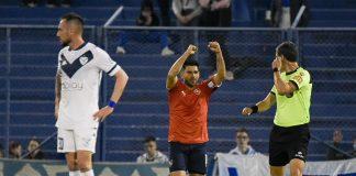 Silvio-Romero-Números-Rojos-Independiente-Vélez-Liga-Profesional